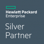 Hewlet Packard Enterprise Silver Partner